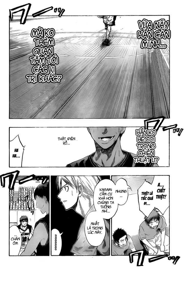 Kuroko No Basket chap 048 trang 14