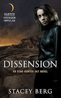 Interview with Stacey Berg, author of Dissension