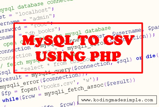 how-to-export-mysql-database-to-csv-file-php