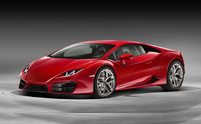 2016 Lamborghini Huracan Avio Side HD Images