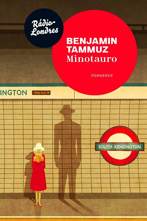 Livro Minotauro, de Benjamin Tammuz