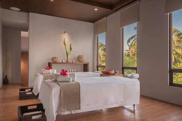 THE NEW UPPERHOUSE SPA OF THE DISTRICT BORACAY
