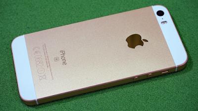 tampilan fisik & desain iphone se