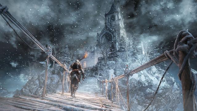 mejores juegos ps4  Dark Souls 3