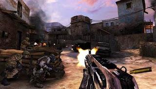 Permainan Tembakan Tembakan Android Call of Duty