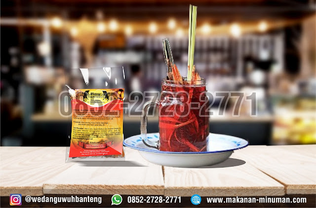 wedang uwuh instan, minuman tradisional, 0852-2728-2771