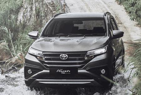 Harga Promo & Simulasi Kredit All New Toyota Rush 2018