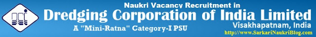 Naukri Job Vacancy in DCI