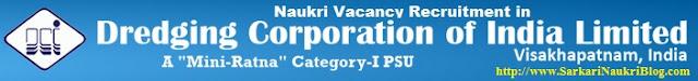 Naukri Job Vacancy in DCI