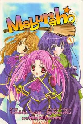 جميع حلقات انمي Maburaho مترجم عدة روابط