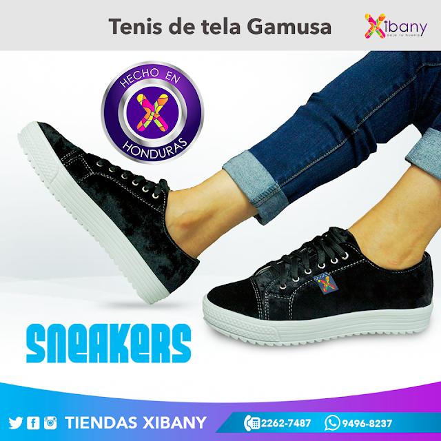 Publicidad Tenis Sneakers - Xibany