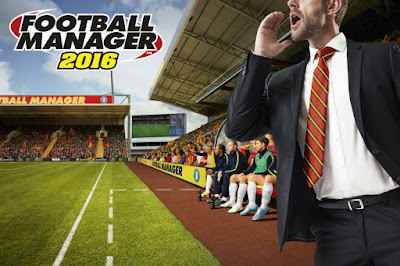 Football Manager 2016 For PC Full Crack