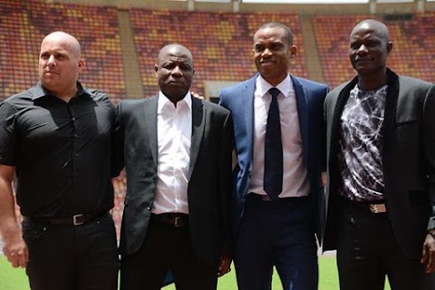 NFF tried to hire Renard behind my back – Oliseh opens up on resignation