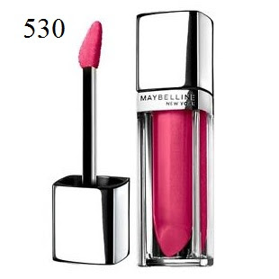 Son bóng Maybelline Color Elixir Iridescents Liquid Lip Balm Gloss Lipstick 530 Radiant Ruby - SM041