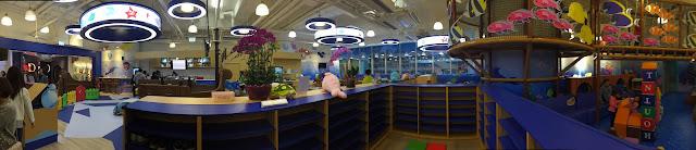 親子餐廳 playhouse2