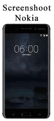 Cara Mengambil Screenshot Nokia 6 dan 8