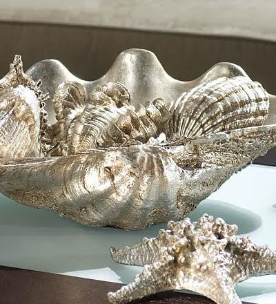 Where To Buy Faux Giant Clam Shells Online To Use As