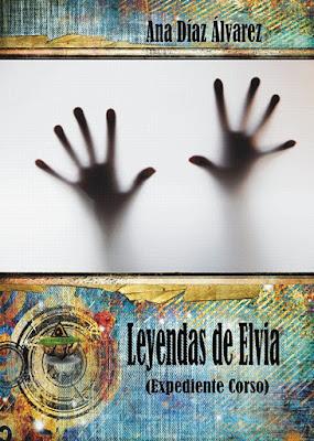 Reseña | Leyendas de Elvía  (Expediente Corso) - Ana Díaz Álvarez