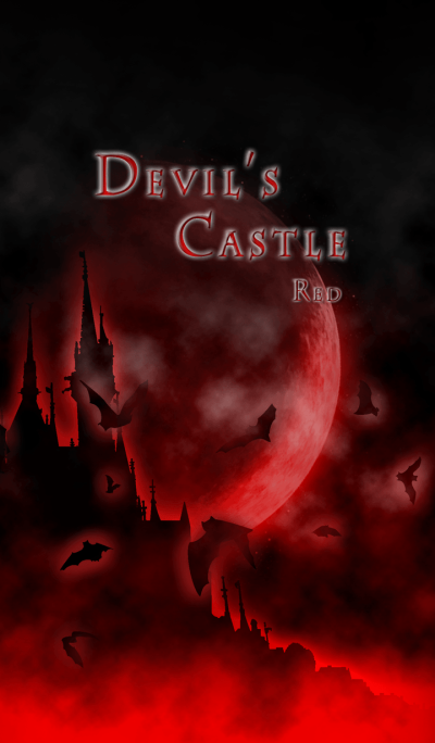 Devil's Castle Red