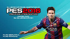 PES 2016 highly compressed for Android in 500MB !