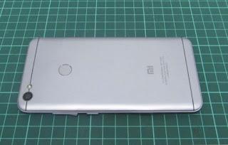 Redmi Note 5A Prime back