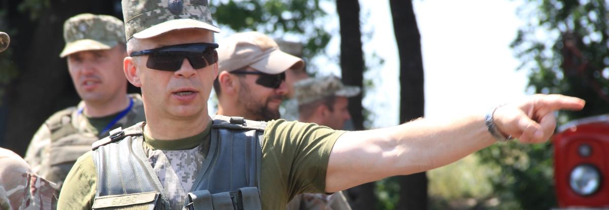 Володимир Зеленський змінив командувачів Сухопутних військ та Об'єднаних сил