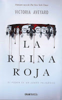 Reina Roja red queen aveyard