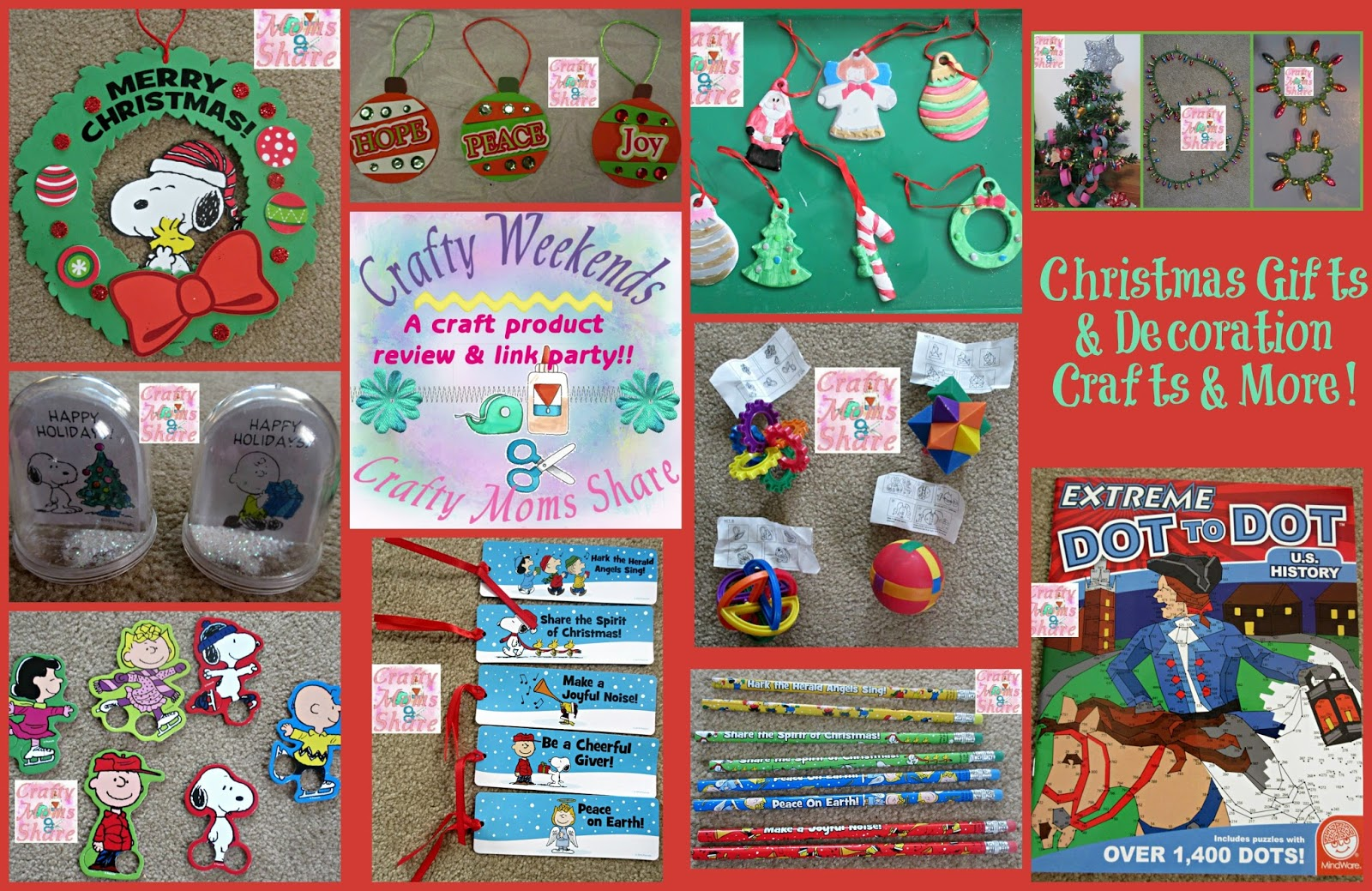 Crafty Moms Share: Decorations and Gift Crafts & More from Oriental ...