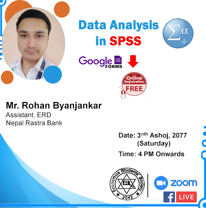 Online Session on SPSS