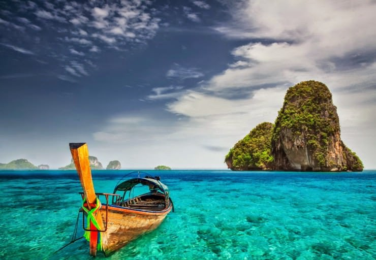 8. Ao Nang, Krabi, Thailand - 29 Most Exciting Beaches to Visit