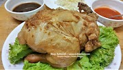 Resepi : Ayam Panggang Pressure Cooker