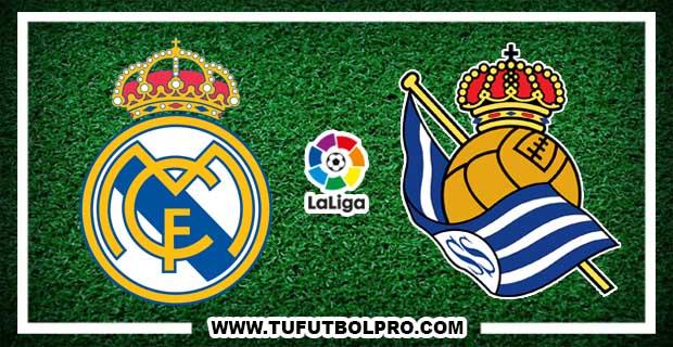 Ver Real Madrid vs Real Sociedad EN VIVO Por Internet Hoy 10 de febrero de 2018