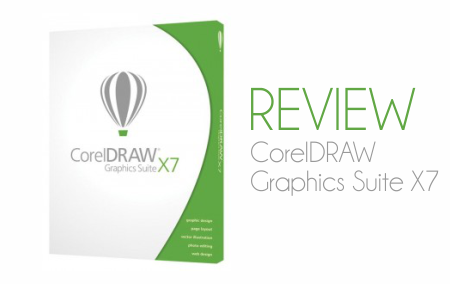 Review - Software CorelDRAW Graphics Suite X7