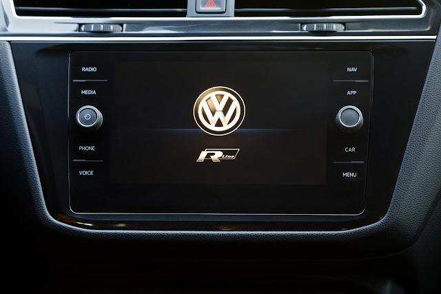 VW Tiguan 2018 AllSpace R-Line