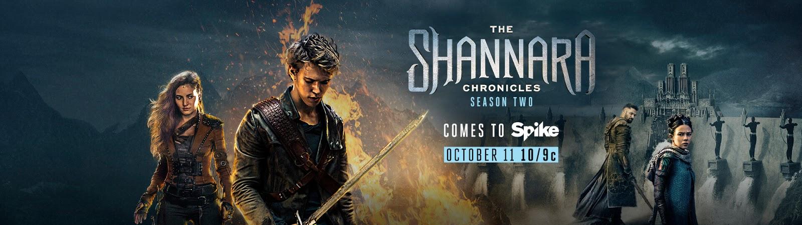 The Shannara Chronicles Sezonul 2 online