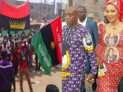 Bianca: MASSOB gives APGA 7 Days Ultimatum to remove Ojukwu's pictures from campaign materials