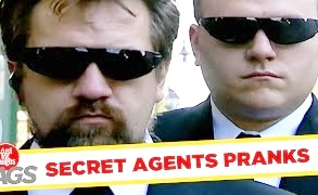 Secret Agents Pranks – Best of Just For Laughs Gags