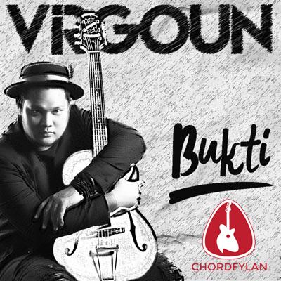 Lirik dan Chord Kunci Gitar Bukti - Virgoun