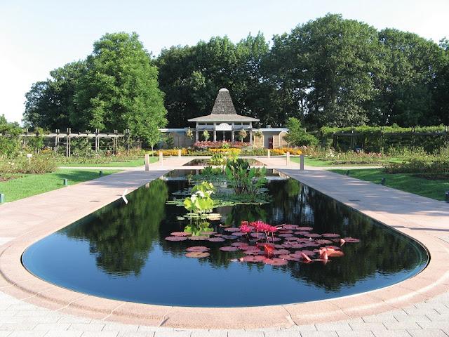 Royal Botanic Gardens em Hamilton