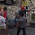 Por causa de barulho, morador de JP e vendedor de picolé se desentendem; veja vídeo