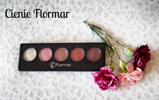 Recenzja cieni: dwie paletki Flormar