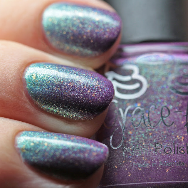 Grace-full Nail Polish I've Got a Dream