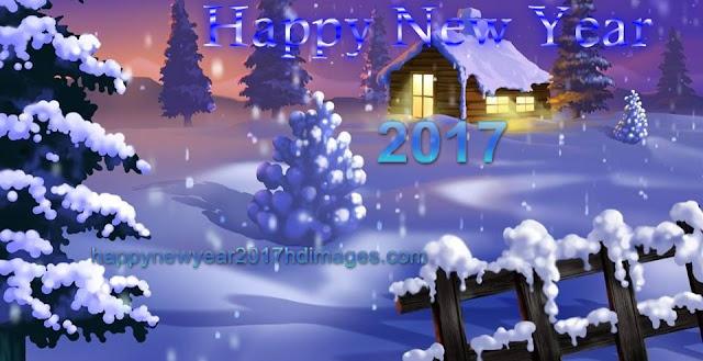 Happy New Year 2017 HD Desktop Wallpapers