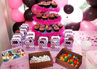 decoracion fiesta baby shower