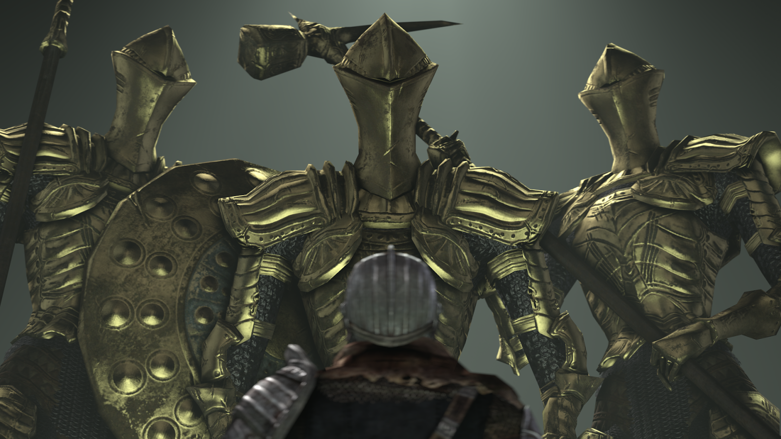 Gamer Freakz Dark Souls Ii Boss Profiles Ruin Sentinels