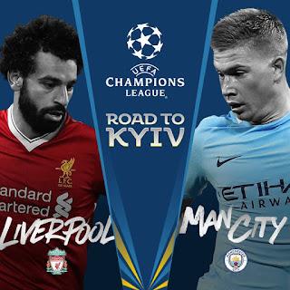 ملخص مباراة ليفربول ومانشستر سيتي 2-1 بتاريخ 10-04-2018 دوري أبطال أوروبا