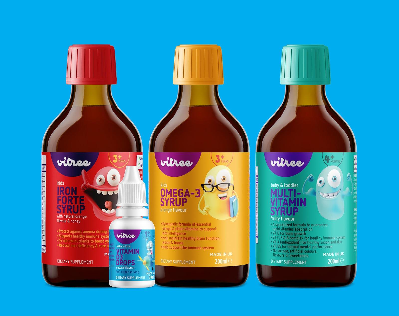 Food Based Supplements Uk