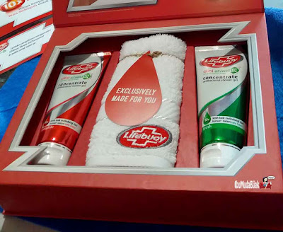 Lifebuoy Clini-shield 10 Shower Gel Konsentrat