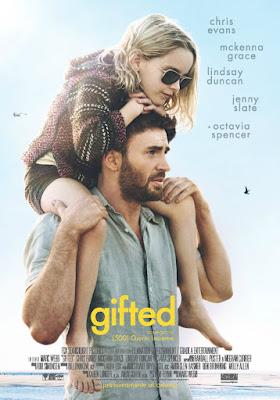 Gifted: Il Dono Del Talento Poster Webb