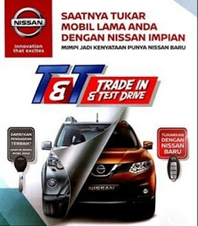Promo Trade In Day Mobil Nissan Desember 2016